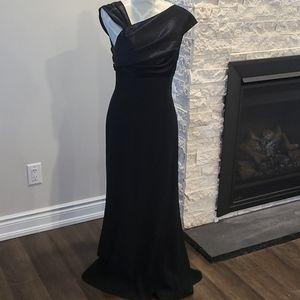 Wayne Clark elegant black designer dress